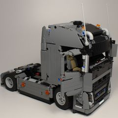 Refurbished MOC-37849 Volvo FH tractor unit