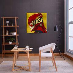 The Flash Pixel Art