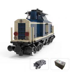 V100 German Cargo Locomotive by NeoSephiroth
