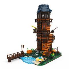 MOC 21318-1 Lighthouse