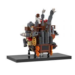 Mini Howl's moving castle