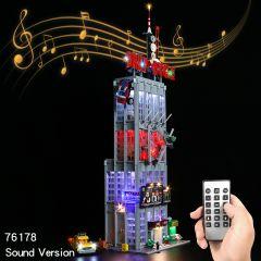 LEGO 76178 Daily Bugle LIGHT KI