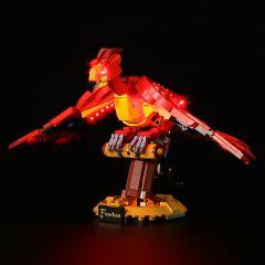 LEGO Fawkes, Dumbledore's Phoenix 76394 LIGHT KIT