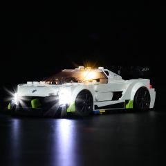 LEGO Koenigsegg Jesko 76900 Light Kit