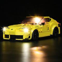 LEGO Toyota GR Supra 76901 LIGHT KIT