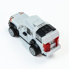 Refurbished MOC-8739 Land Rover Discovery 3