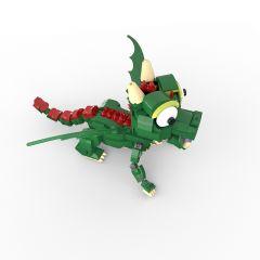 MOC Baby Dragon