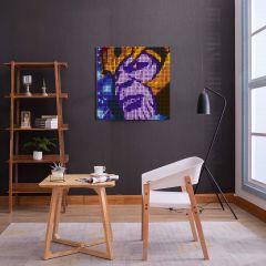Thanos Pixel Art