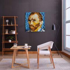 Van Gogh-Pixel art