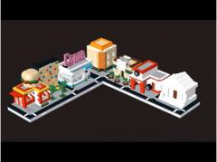 Modular City #1
