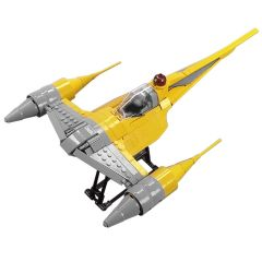 MOC-13997 N-1 Starfighter-Minifig Scale