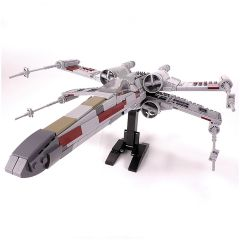 EXS-wing Starfighter - Minifig Scale