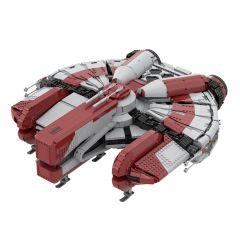 MOC-30979 Ebon Hawk: Star Wars - Knights of the Old Republic