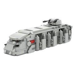 Refurbished MOC-38045 Imperial Troop Transport
