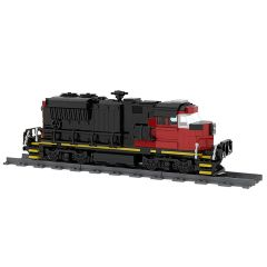 MOC-47989  Cargo Train - EMD SD70M-2 CN Train