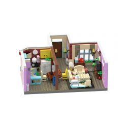 MOC-29532 Friends ~ The Television Series - Monica's Apartme
