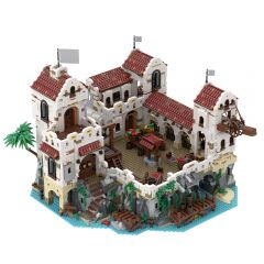 MOC-49155 Eldorado Fortress - Pirates of Barracuda Bay