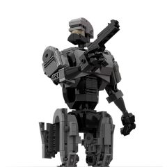 MOC-46668 Robocop (1987 movie)
