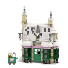 MOC-46627 Honeydukes Sweet Shop - SP001