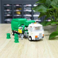 Refurbished Garbage Truck Building Kits