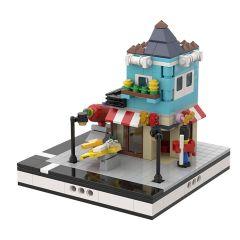 MOC-31924 Toy Shop for a Modular City