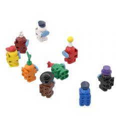 Refurbished Among Us Building Toy
