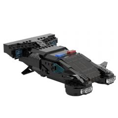 MOC-50095 Cyberpunk 2077 MAX-TAC Police Vehicle - From 2013 Teaser Trailer
