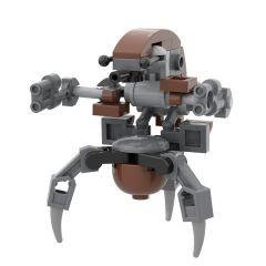 MOC-44416 Destroyer Droid / Droideka