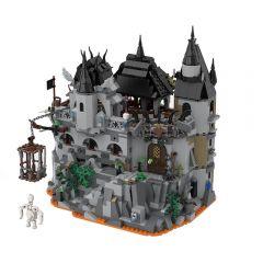 MOC-53816 Lava Bastion