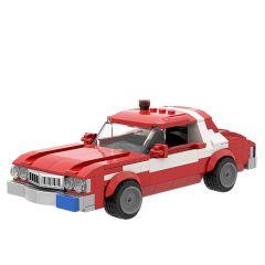 MOC-21390 Starsky & Hutch 1976 Ford Gran Torino