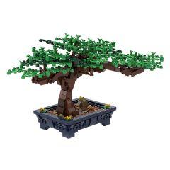 Refurbished MOC-62184 Bonsai Tree