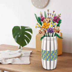 Refurbished Vase for Lego Flower Bouquet