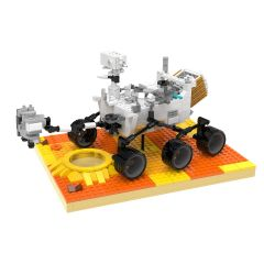 MOC-71880 Perseverance Mars Rover+Martian Surface