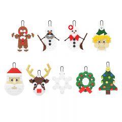 Christmas ornaments MOC