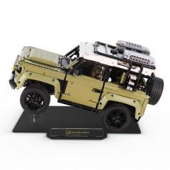 LEGO 42110 Land Rover Defender Acrylic Display Stand