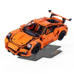 LEGO Porsche 911 GT3 RS 42056 Acrylic Display Stand