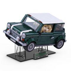 LEGO 10242 Mini Cooper Acrylic Display Stand