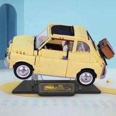 LEGO 10271 Fiat 500 Acrylic Display Stand