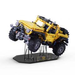 LEGO 42122 Jeep Acrylic Display Stand