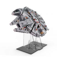 LEGO 75105/75257 Millennium Falcon Acrylic Display Stand