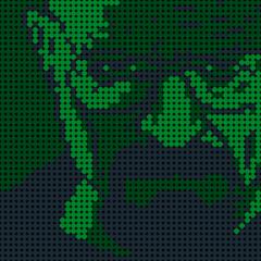 Breaking bad Walter White-Pixel art