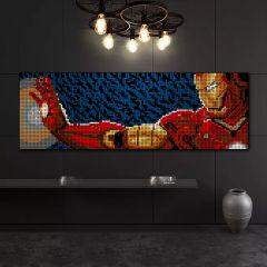 Iron Man-Pixel art
