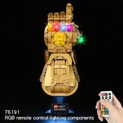 LEGO 76191 Infinity Gauntlet LIGHT KI