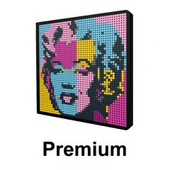 Monroe A Pixel Art Upgraded Version