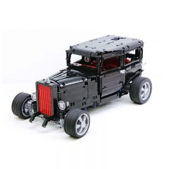 MOC-1093-1932 Hot Rod