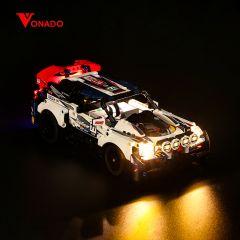 LEGO App-Controlled Top Gear Rally Car 42109 Light Kit