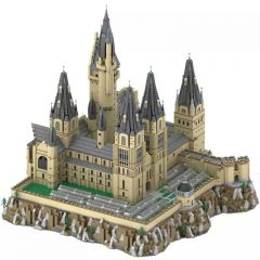MOC-30884 Hogwart's Castle (71043) Epic Extension C4296