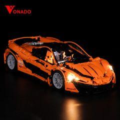LEGO McLaren P1 hypercar 1:8 XQ 1001 Light Kit