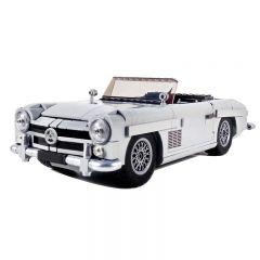 MOC-37263 10262 - Mercedes-Benz 300SL Roadster -B-Model