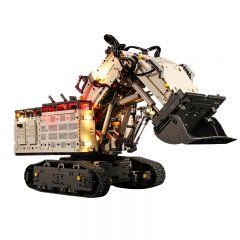 LEGO Liebherr R 9800 Excavator 42100 Light Kit